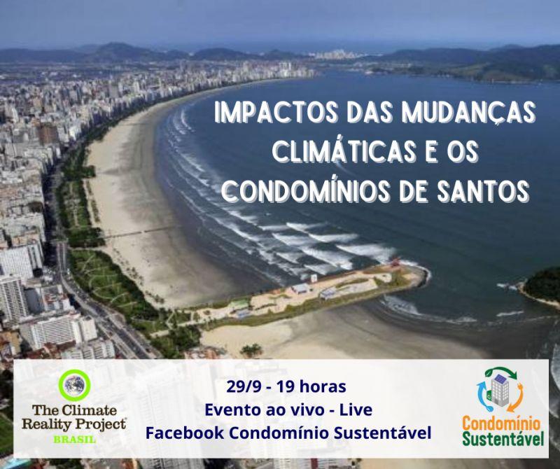 Live - Impactos das mudan?as clim?ticas nos condom?nios de Santos (5)